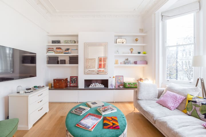 Notting Hill stylish apartment 1 bedroom