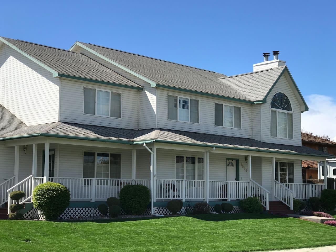 The Allen House