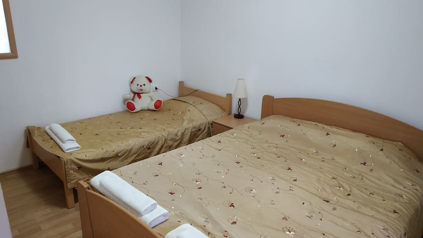 "Квартира ""Аква-2"" в апарт-отеле Solaris, Сутоморе"