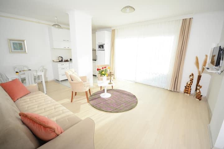 House for 4 people with pool Antalya Konyaaltı