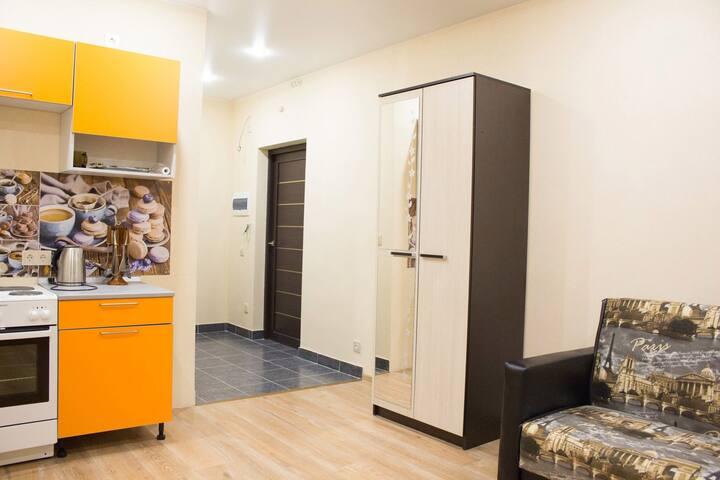 Квартира-студия - Kudrovo - Appartamento