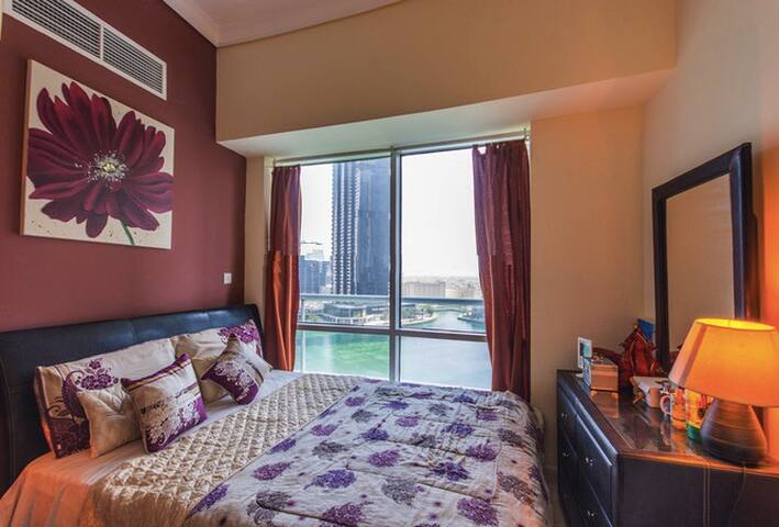 Designer 2-Bed Apartment in fantastic JLT Location