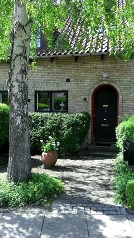 Charming house close to CPH City center - Dyssegård