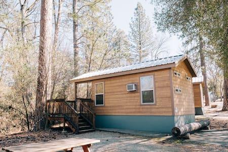 New Yosemite Tiny Cabin
