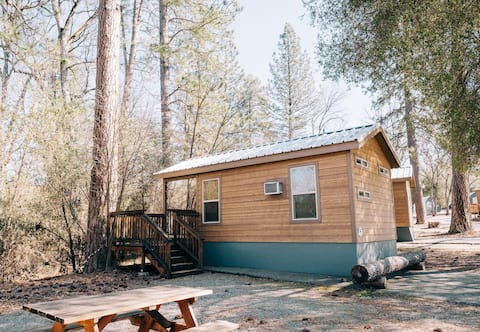New Yosemite Tiny Cabin