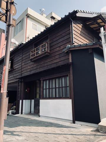 正面外観 The appearance of the house