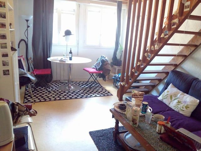 Nice Duplex (33m2) - Rennes - Appartement