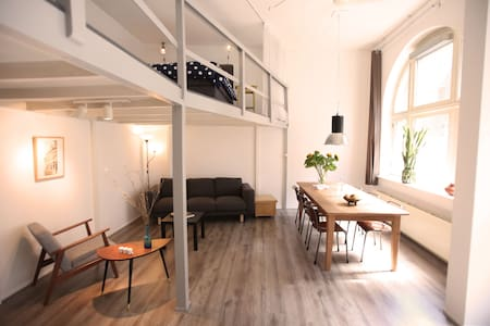 City loft in historical centre of Haarlem - Haarlem - Loft