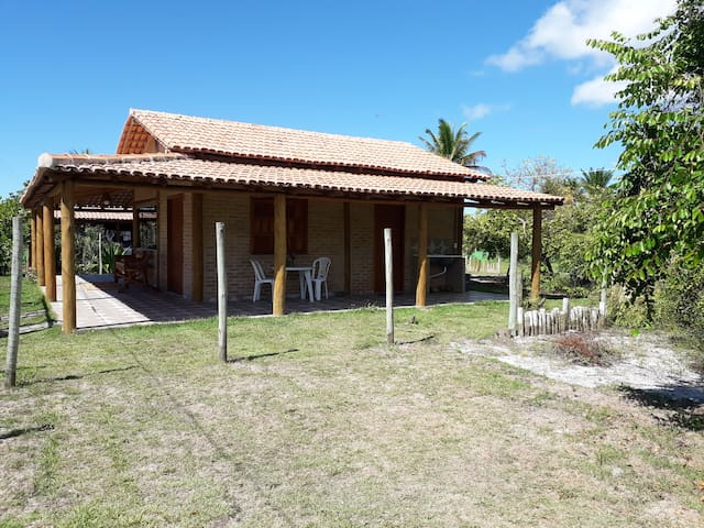 Chalé 2 - Vila das Mangabeiras - Corumbau