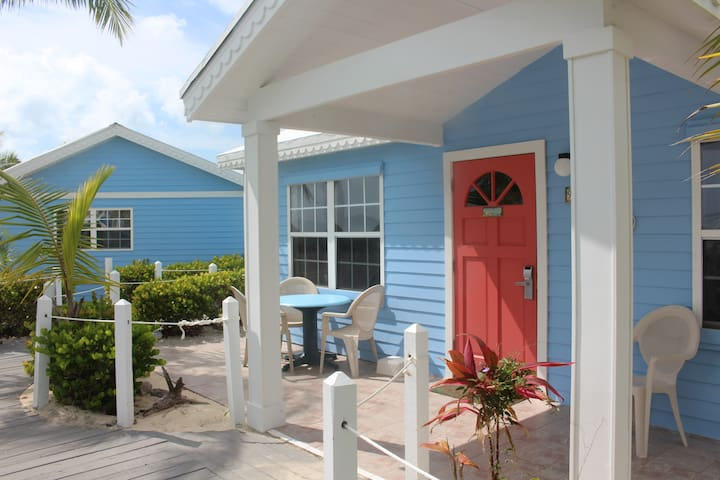 Oceanview Cottage #9 at Hideaways