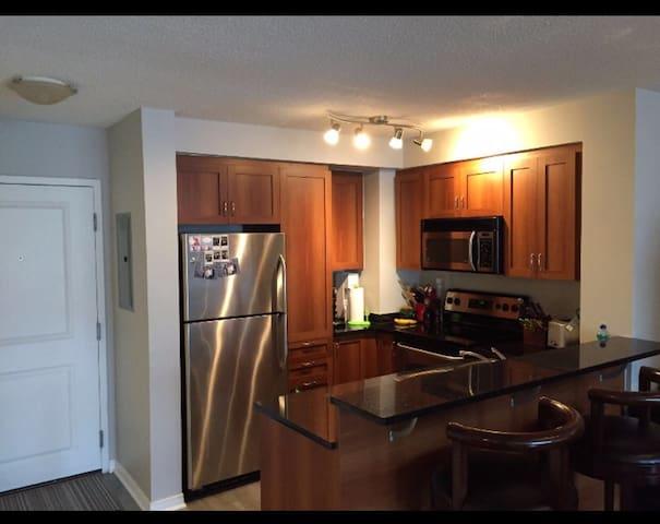 Belle appartement avec un chambre - Montréal - Apartment