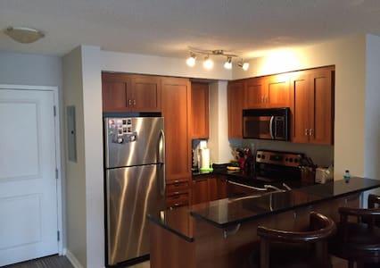 Belle appartement avec un chambre - Montréal