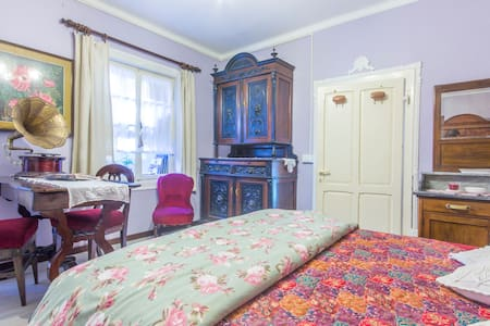 BabaruM- Double Room - Volano - House