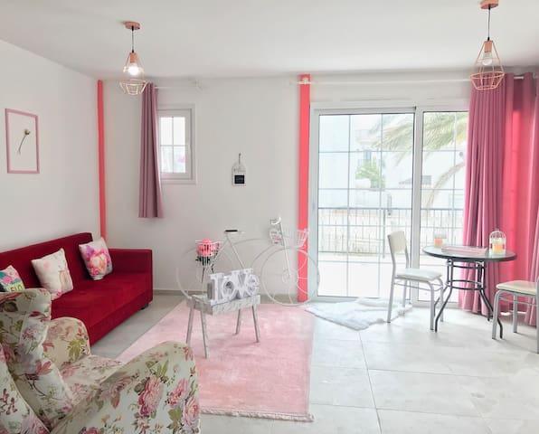 Harbour Love suite (Location Kyrenia Old Harbour!)
