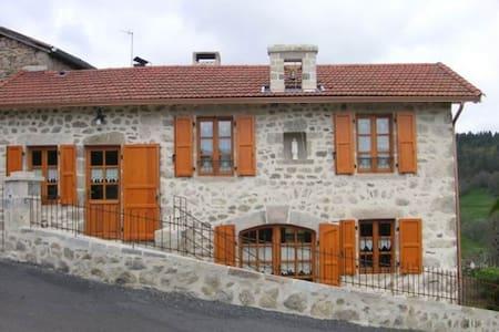 Ancienne maison d'assemblée au coeur de l'Auvergne - Saint-Pal-de-Senouire
