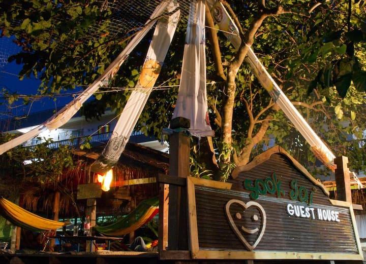 Sook Jai (Happy Heart) Garden Hostel