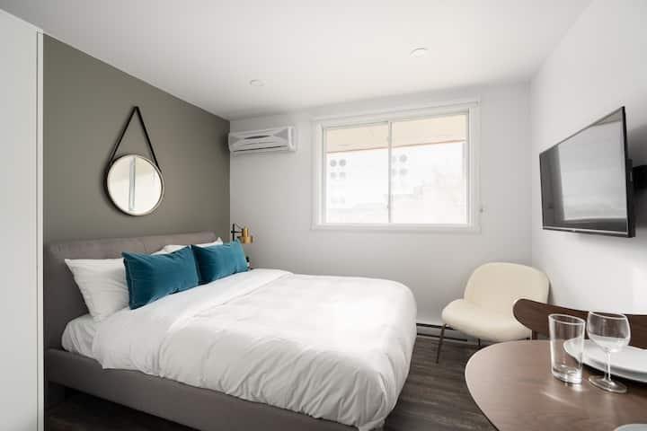 1 Bedroom studio near UQAM
