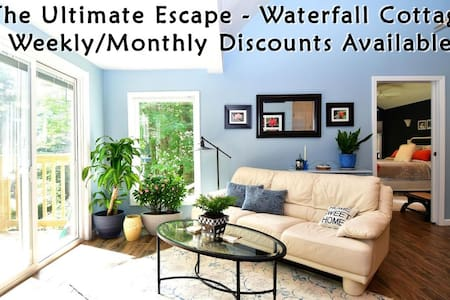 Waterfall Cottage - Discounts for Extended Stays