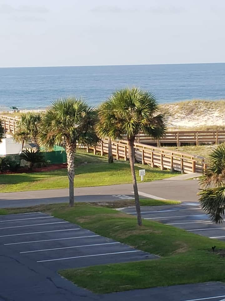 Happy Place 1310-a view with private beach access
