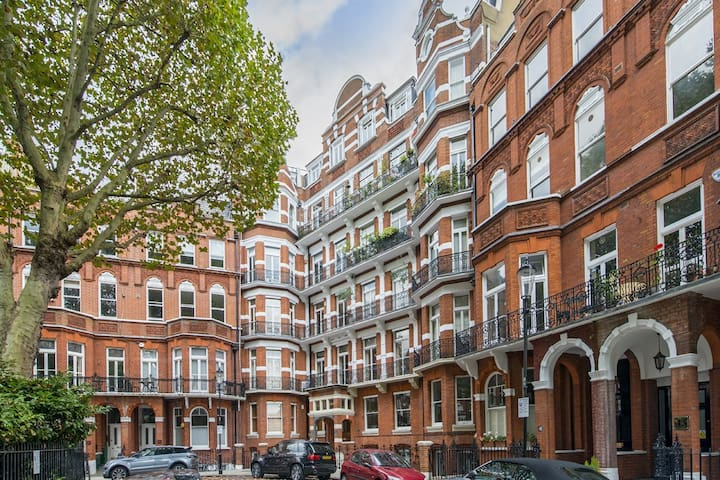 Beautiful Double Bedroom on Barkston Gardens - Londra - Appartamento
