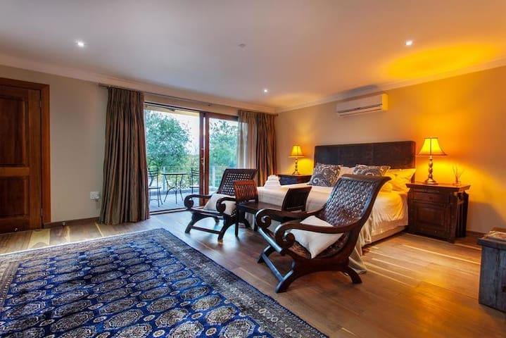 Mahogany Room