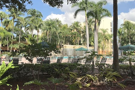 Habitacion Cerca AeropuertoMia/Dolphin/FIU - Miami - Apartmen