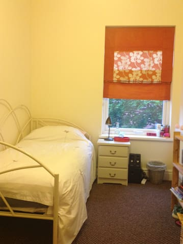 Bright and spacious single room - Derby - Bed & Breakfast