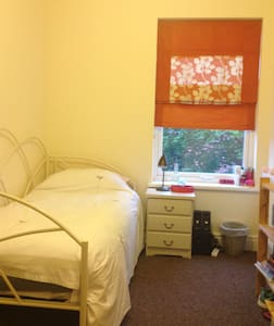 Bright and spacious single room - Derby