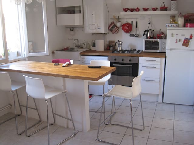 Appartement T2 proche cours Julien - Marsella