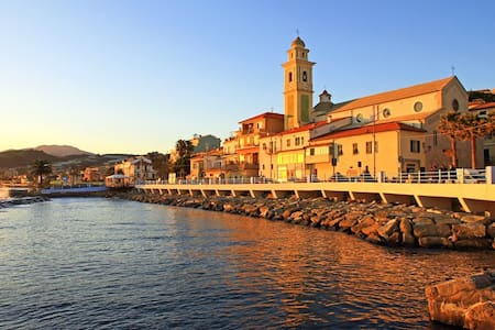 appartamento simona - Santo Stefano al Mare - Leilighet