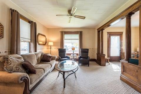 Grace Place - 4 dormitorios con comodidad privada