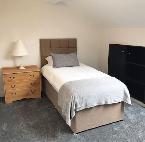 Simple Yet Comfortable Room Within Douglas