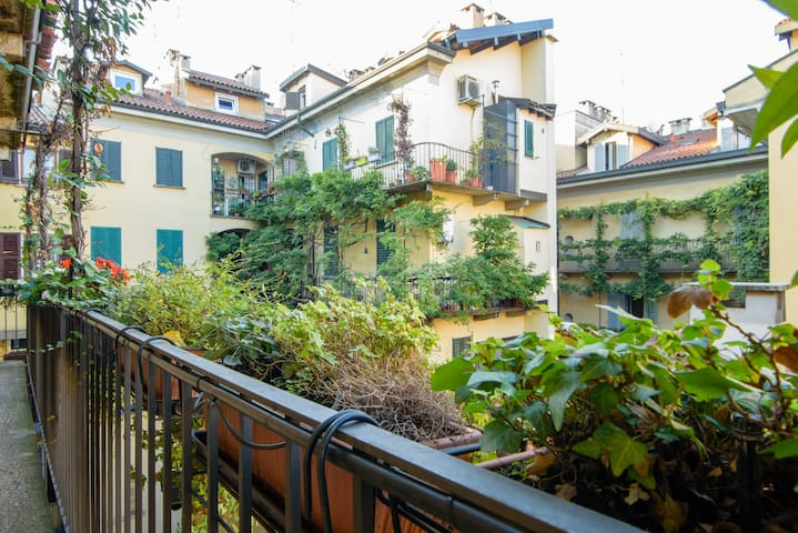 Cosy stay in Milano's heart - Milán