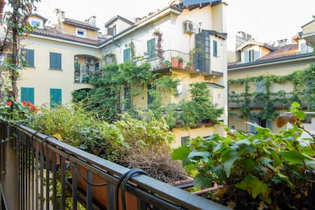 Cosy stay in Milano's heart - Mailand - Wohnung