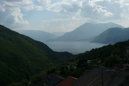 Como Lake - Small nice house 15km Varenna 22km Ski - Vestreno - House