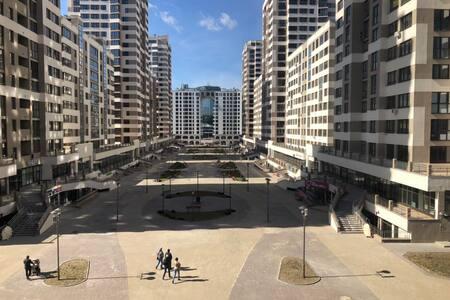 Квартира-студия Mayk-Minsk