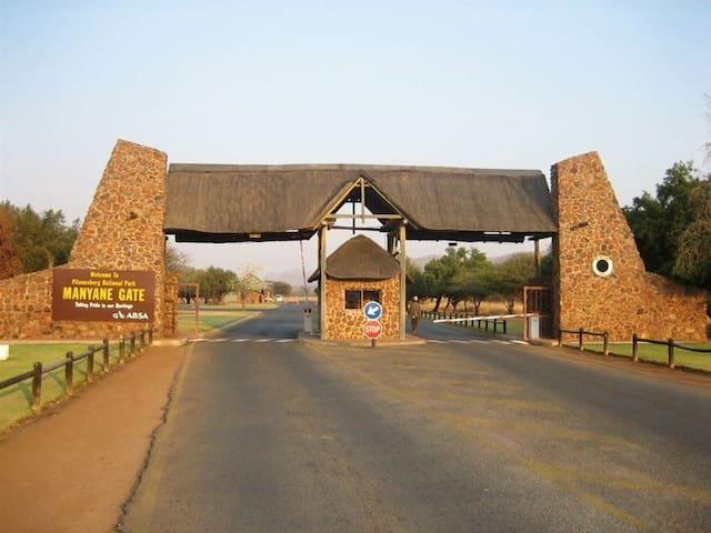 Manyane Resort Chalet Nr 42