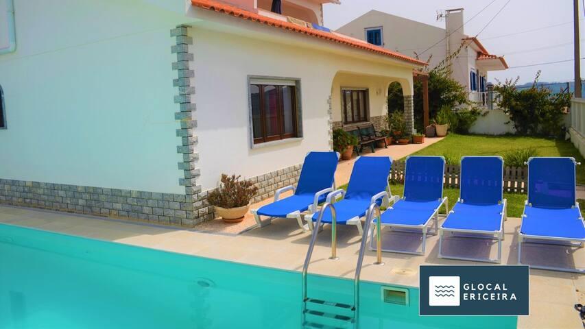 House O Pinhal, S. Lourenço Beach, Ericeira