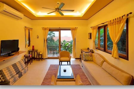 Villa Suite at Poolside for rent - Mae Rim