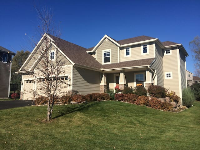 Four Bedroom Ryder Cup Home - Chanhassen - House