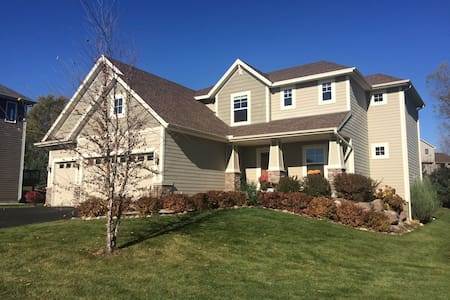 Four Bedroom Ryder Cup Home - Chanhassen - Talo