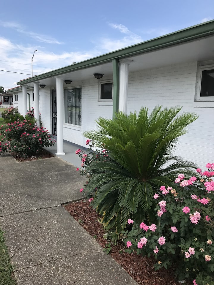 Super Clean New Orleans Home