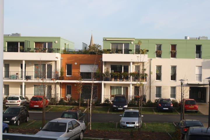 Appartement dans résidence sécurisé - Saint-Avé - Apartment