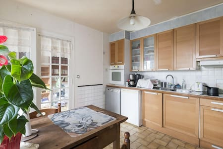 Bed and Breakfast 1 in a beautiful holiday home in Clayes-sous-Bois