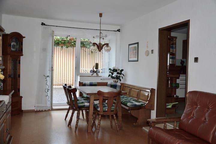 Apartment with patio near Fürth/Nürnberg