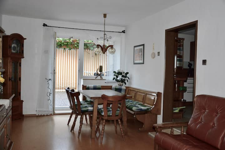 Apartment with patio near Fürth/Nürnberg