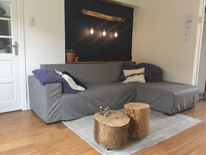 Cosy house, 15 min from the city centre of Utrecht