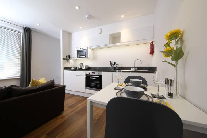 Stay Nottingham Apartments - Apartment 9