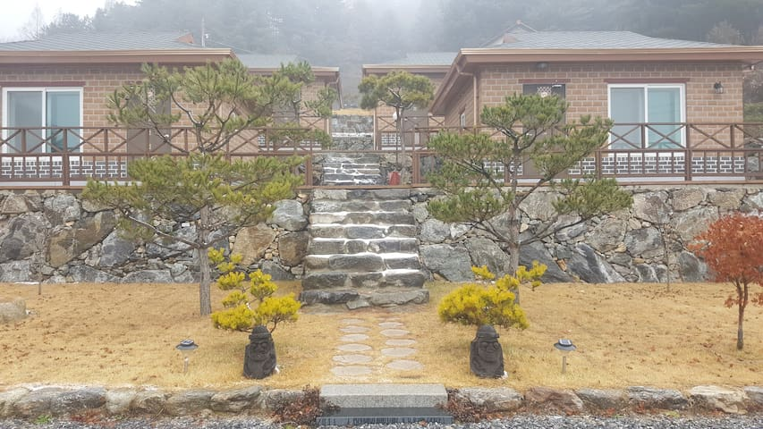 운악산힐링캠프 - Gyeonggi-do - Nature lodge