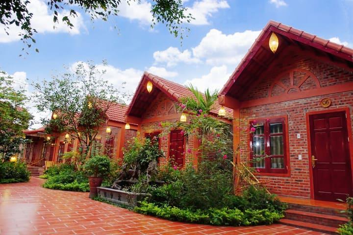 (p6)Village Homestay With Garden & free breakfast